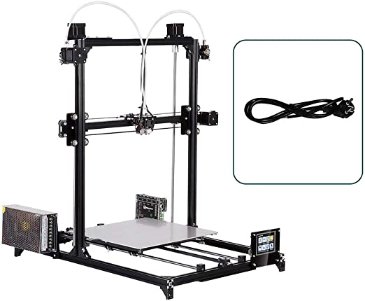 Flsun C-Plus 3D Printer Kit Área de impresión Grande 300 * 300 ...