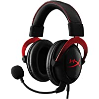HyperX Cloud II - Gaming Headset, 7.1 Surround Sound, Memory Foam Ear Pads, Durable Aluminum Frame, Detachable…