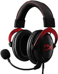 HyperX Cloud II - Pro Gaming Headset (Red)