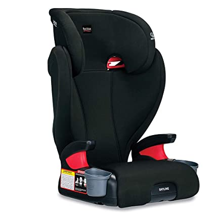 Britax Skyline 2-Stage Belt-Positioning Booster Car Seat - Best For Protection