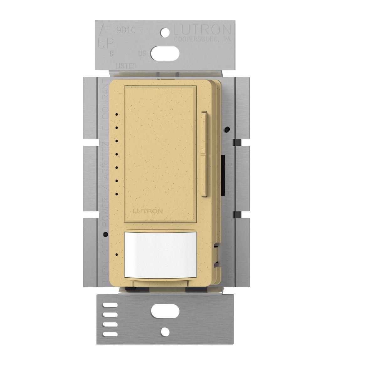 Lutron Maestro CL単極/ multi-location Vacancy Sensingディマー MSCL-VP153M-GS 1 B00FQL25UQ Goldstone Goldstone