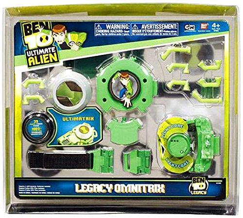 Ben 10 Alien Force Omnitrix - Ben 10 Legacy Omnitrix 27896
