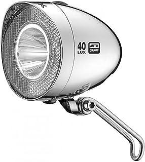 LED-Scheinwerfer b/&m Lumotec Classic N f/ür Nabendynamo mit Schalter