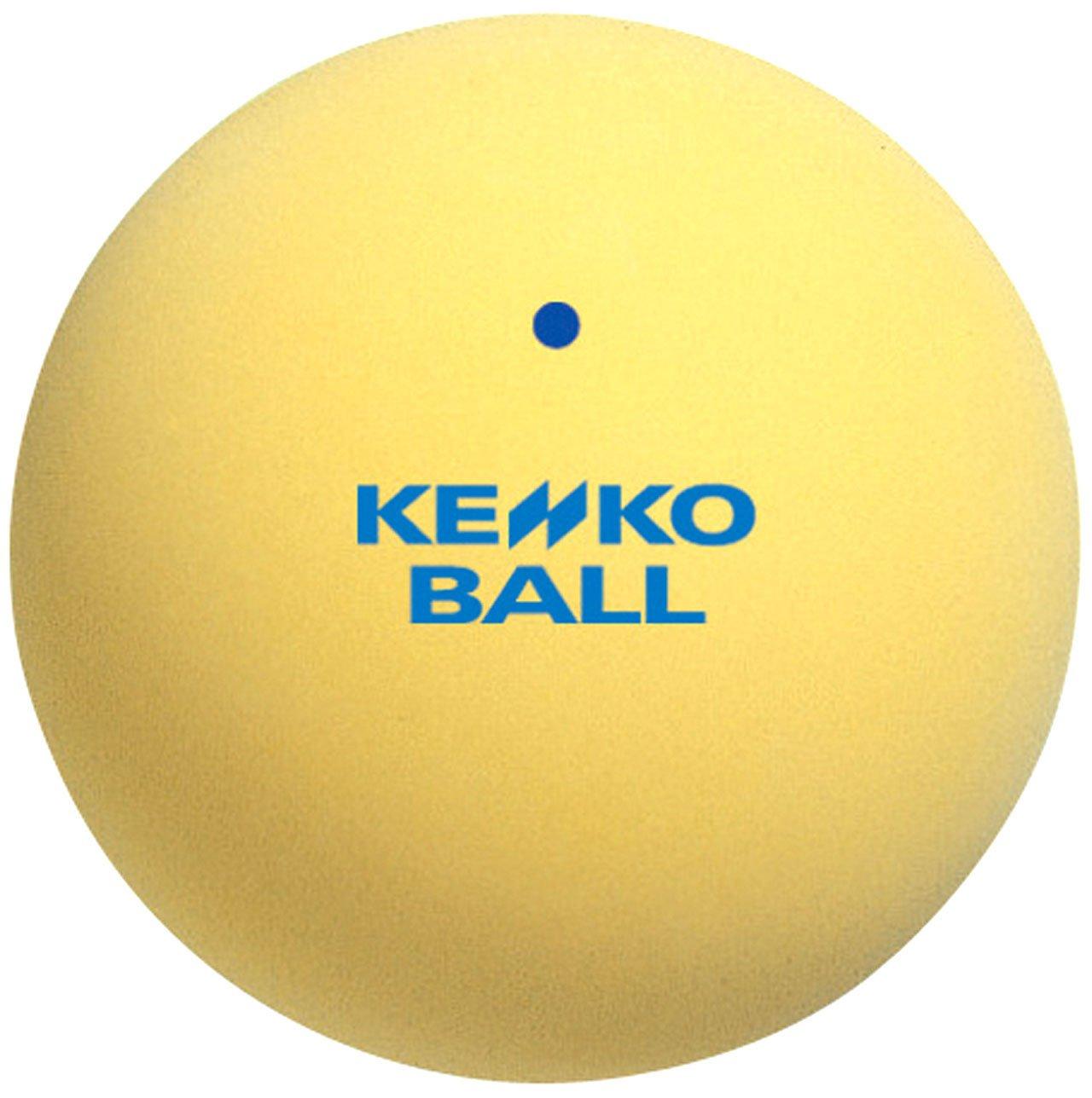 Markwort Kenko Soft Tennis Ball Starter Set (Yellow, 4-Piece) by Markwort