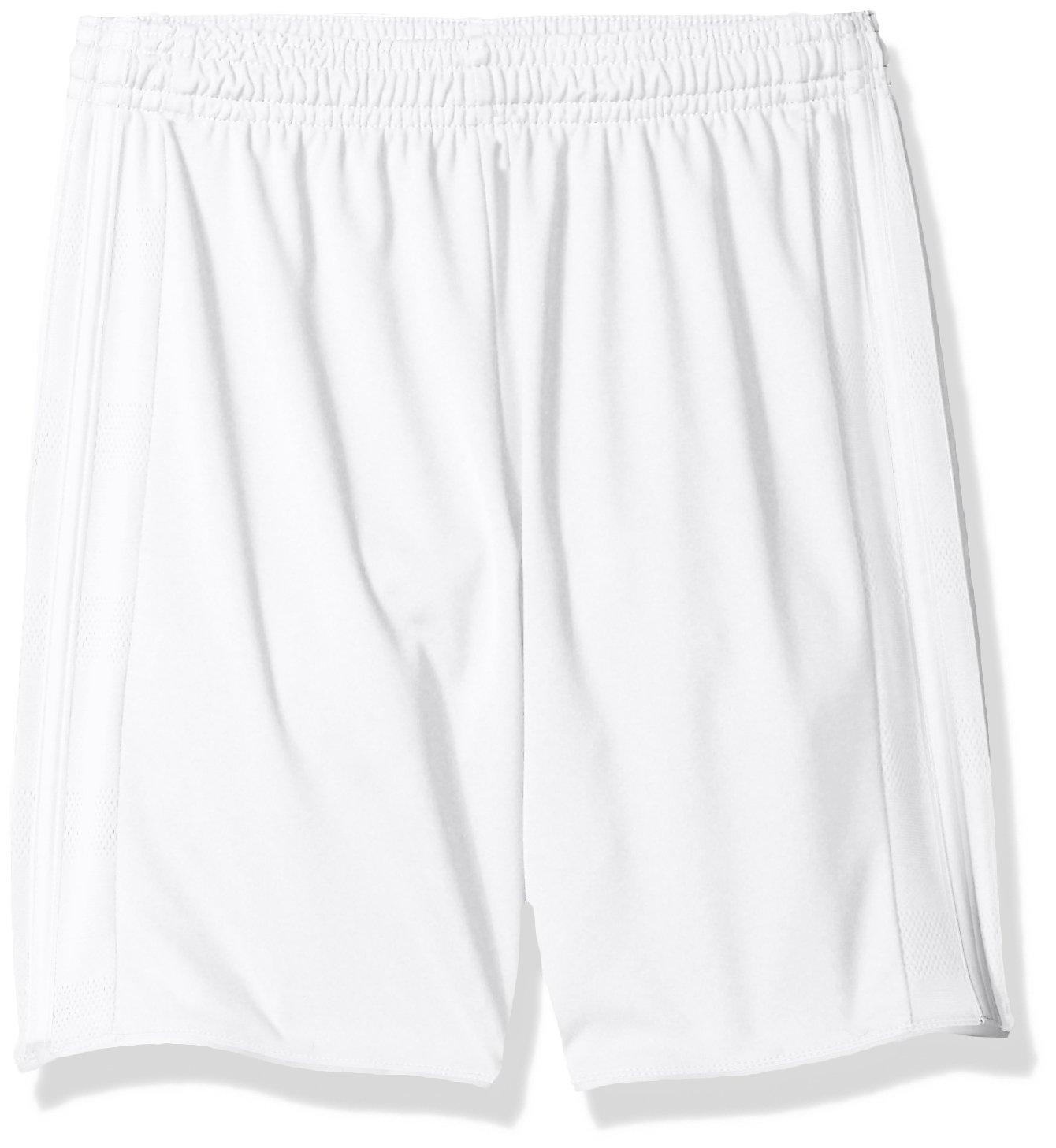 Adidas ユースサッカー Tastigo ショーツ B01HNB862W X-Small|ホワイト/ホワイト ホワイト/ホワイト X-Small