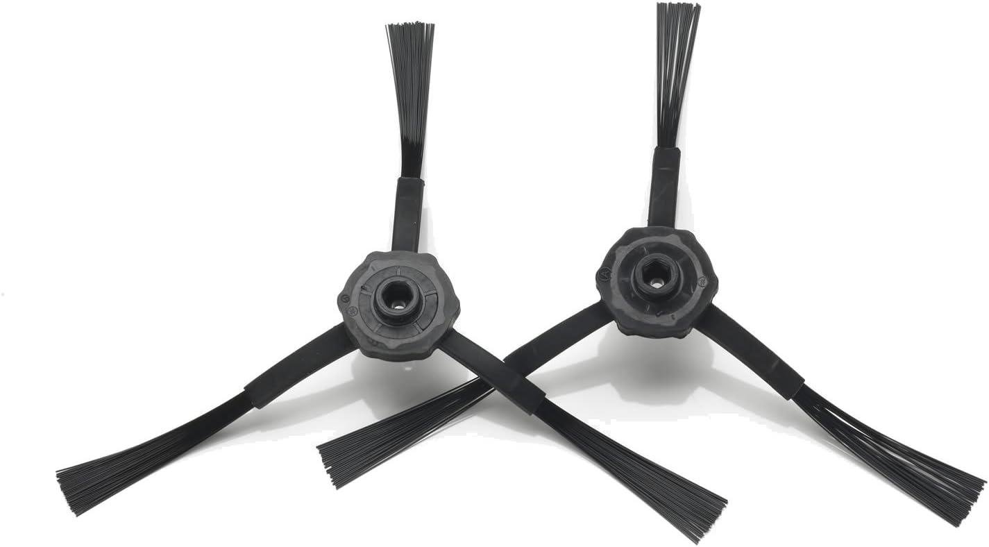 Accesorios para la Aspiradora Robot Ariete: Cepillos giratorios compatibles con los modelos briciola 2711 / 2712 / 2717, cód. 4067: Amazon.es: Hogar