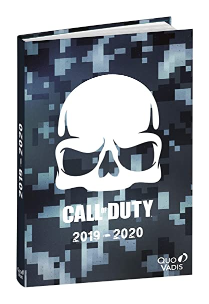 Agenda Escolar 1 Día/Página 2019-2020 Call of Duty, 12x17cm ...