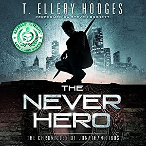 The Never Hero Hörbuch