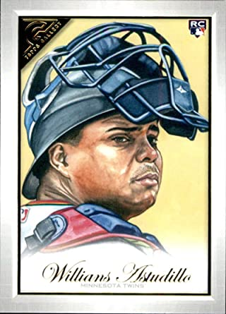 2019 Topps Gallery #1 Willians Astudillo Minnesota Twins Rookie Baseball Card