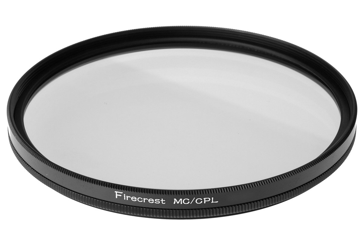 Firecrest 105mm Superslim stackable HD multicoated circular Polarizer by Formatt Hitech Limited