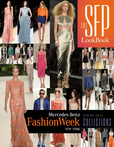 Price comparison product image The SFP LookBook: Mercedes-Benz Fashion Week Spring 2014 Collections