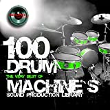100 DRUM MACHINES - the best Original WAVEs Studio Samples Library 4.67GB on DVD or download