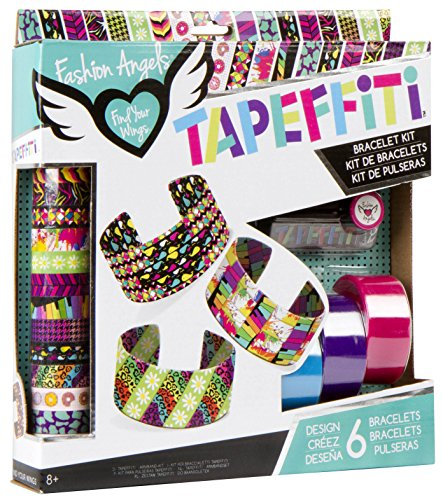 Fashion Angels Tapeffiti Cuff Bracelet Set Buy Online In Brunei Fashion Angels Products In Brunei See Prices Reviews And Free Delivery Over Bnd100 Desertcart