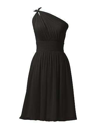 a863449dfcb Alicepub Chiffon Bridesmaid Dresses Short Prom Party Dress Evening Gown  Formal Gown