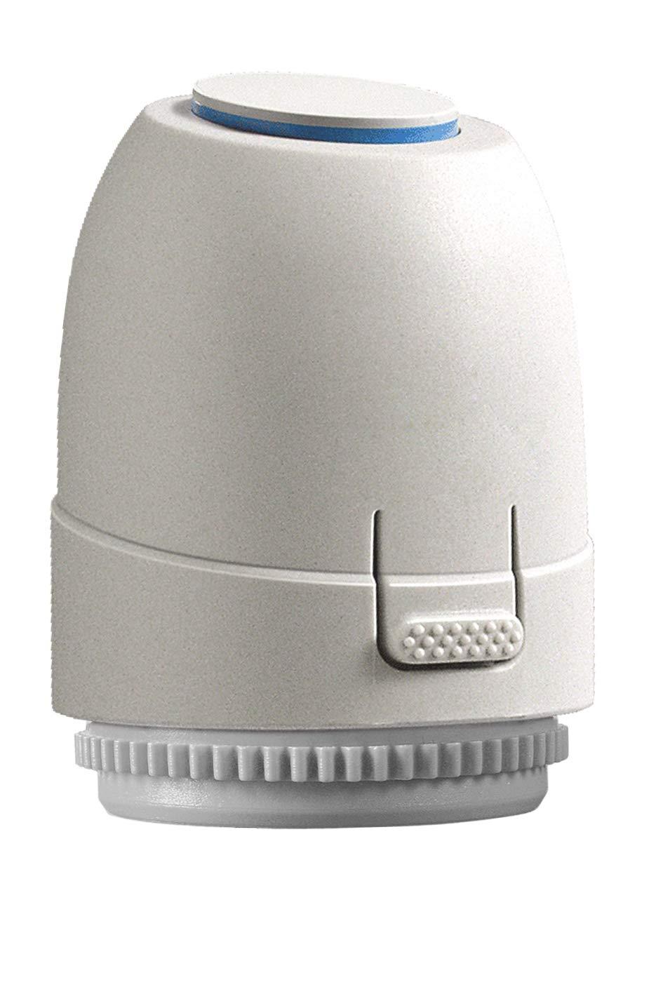 230 V actuador para suelo radiante, M30 X 1,5 NC (conectado sin corriente) VA80) apto para casi cualquier Calefacció n circular distribuidor Buderus, homeatic IP, Heimeier etc. Ver Descripció n M30X 1 EAZY Systems