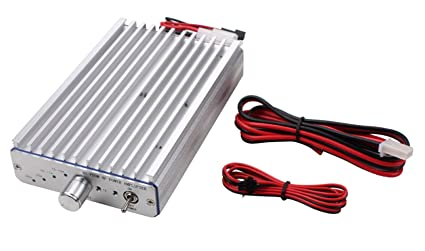 Amazon com: NEFTF 45W HF Power Amplifier for FT-817nd IC-703 KX3 QRP