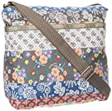 LeSportsac Small Cleo Cross Body,Jamboree,One Size, Bags Central