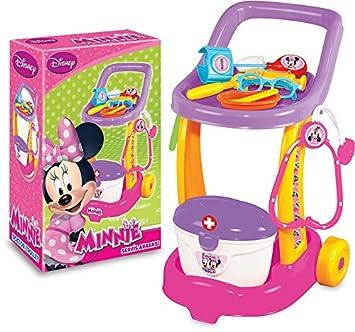 Carrito doctora Minnie: Amazon.es: Juguetes y juegos