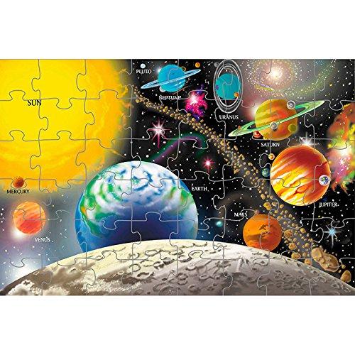 6 Pack MELISSA & DOUG SOLAR SYSTEM FLOOR PUZZLE