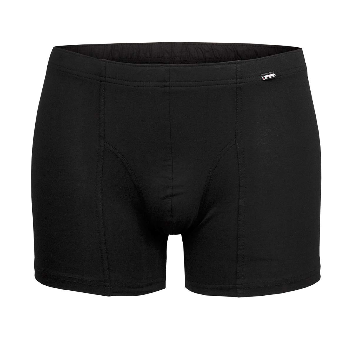 Twin pack Jack Maxipant nero da Adamo oversize moda