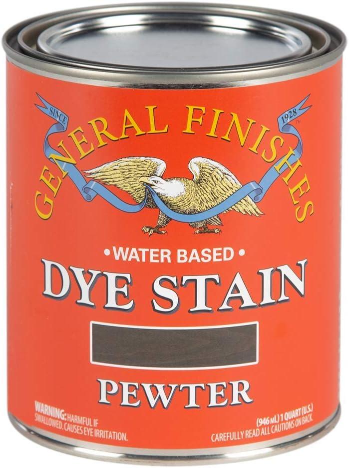 General Finishes - Tinte a base de agua, 3,78 l, color ámbar