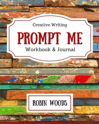 Prompt Me Creative Writing Workbook product image