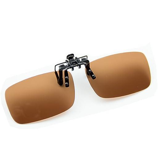 20 opinioni per Cyxus Polarized Lenses Classic Sunglasses Clip-On Prescription Glasses