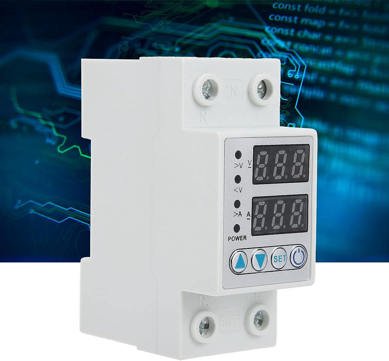 Dispositivo de protección de Voltaje, Protector de sobrevoltaje Simple para Proteger la Industria Indudevice