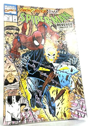 Spider-man, Vol. 1, No. 22, May 1992, Revenge of the Sinister Six, Part 5 (Spider Man Revenge Of The Sinister Six)