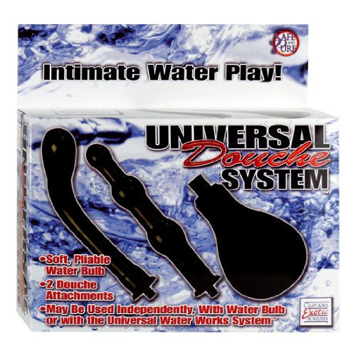 Universal Douche System by California Exotic Novelties