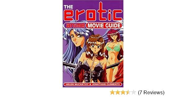 The Erotic Anime Movie Guide Helen McCarthy JONATHAN CLEMENTS 9780879517052 Amazon Books