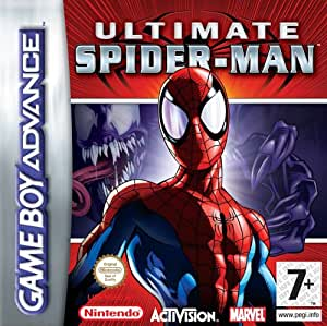 Amazon.com: Ultimate Spider-Man (GBA): Video Games