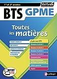 BTS Gestion de la PME - Toutes les matières - 1re et 2e années (10)