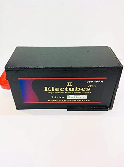 Electubes 36 V 10Ah Electric Vehicle Lithium Ion: Amazon in