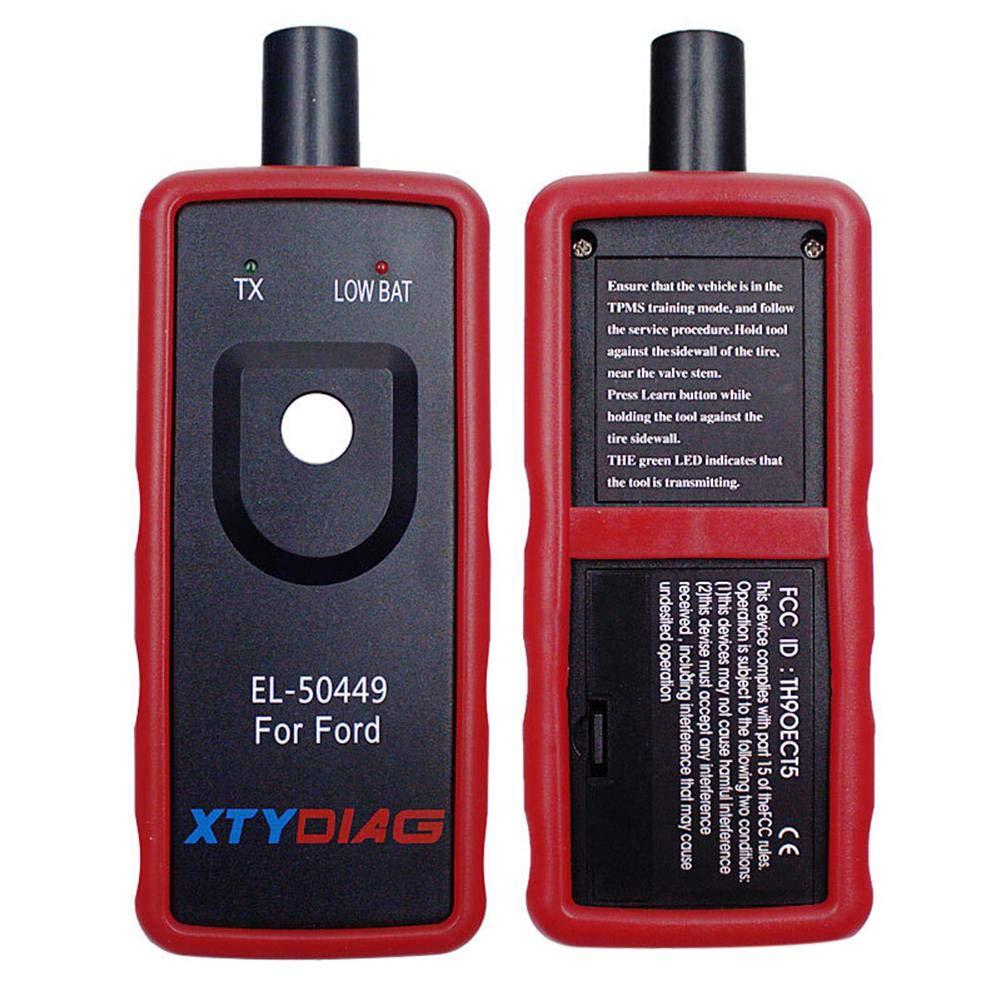 Juman634 Sensore di monitoraggio della Pressione per Ford Auto EL-50449 TPMS Pressostato per Pneumatici con Pneumatici di scambio