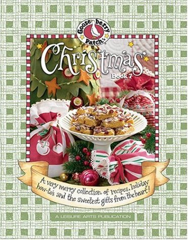 (Gooseberry Patch Christmas: Book)
