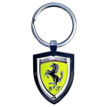 Scuderia Ferrari Llavero Scudetto Spinner: Amazon.es: Coche ...