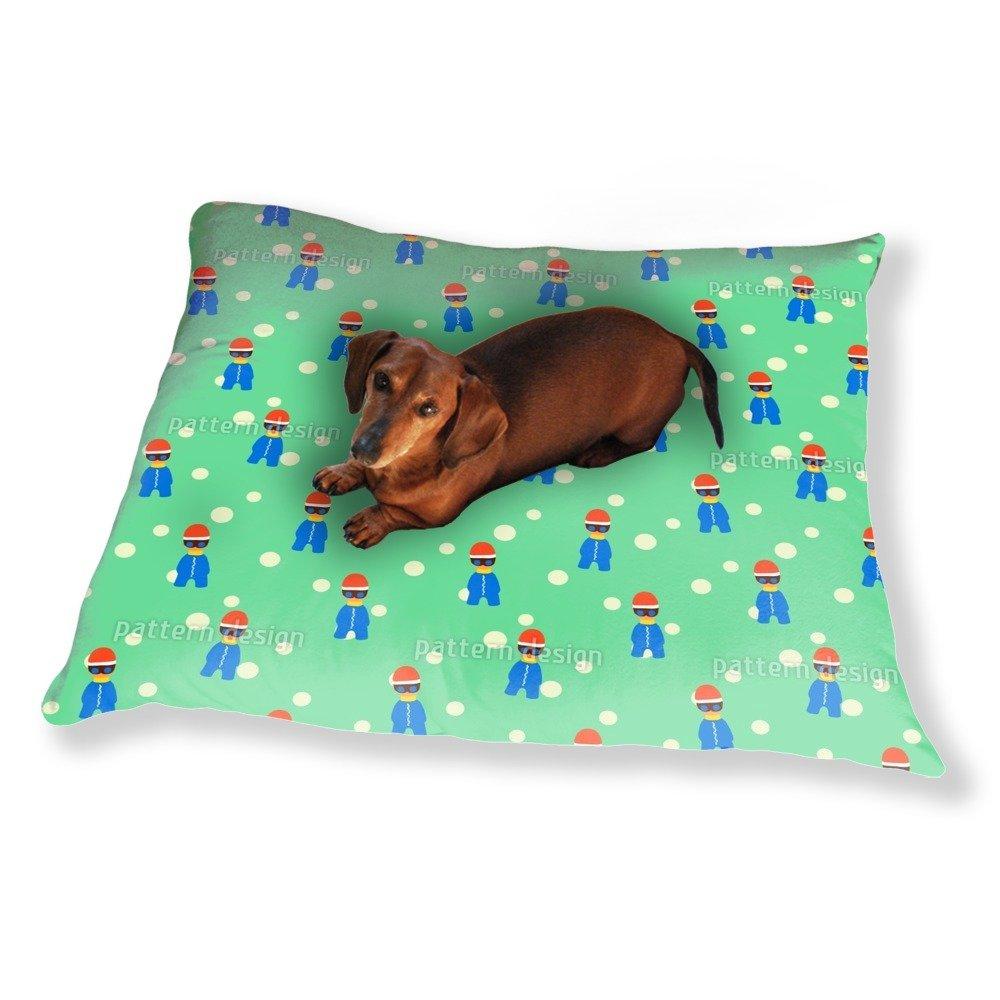 Cool Winter Kids Dog Pillow Luxury Dog / Cat Pet Bed