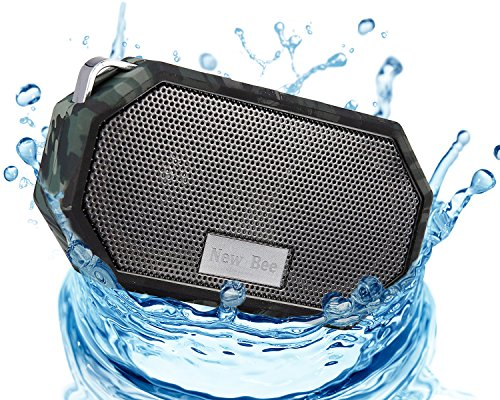 how to connect shower waterproof bluetooth speaker to mac
