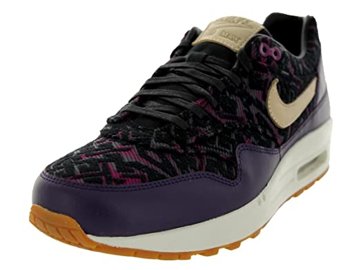 nike air max 1 prm purple dynasty \/ black \/ raspberry red latham