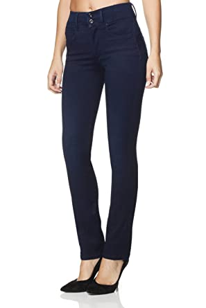 Salsa - Jeans Push In Secret, in Denim Soft Touch, Röhrenjeans - Damen -  blau - 26US: Amazon.de: Bekleidung