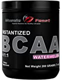 Muscle Feast Instantized Branch Chain Amino Acids (BCAA) Powder (Watermelon, 200 grams)