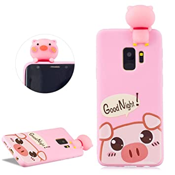 coque samsung s9 silicone animaux