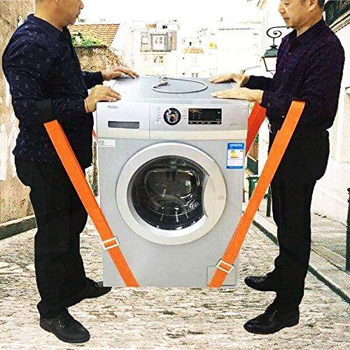 waschmaschine tragen gurt