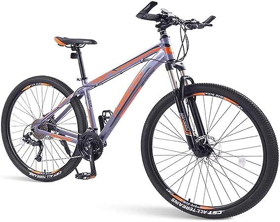 SOHOH Bicicletas De Montaña para Adultos, Bicicleta Montaña Rígida ...