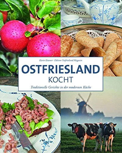 Ostfriesland kocht: Neue Ausgabe 2016