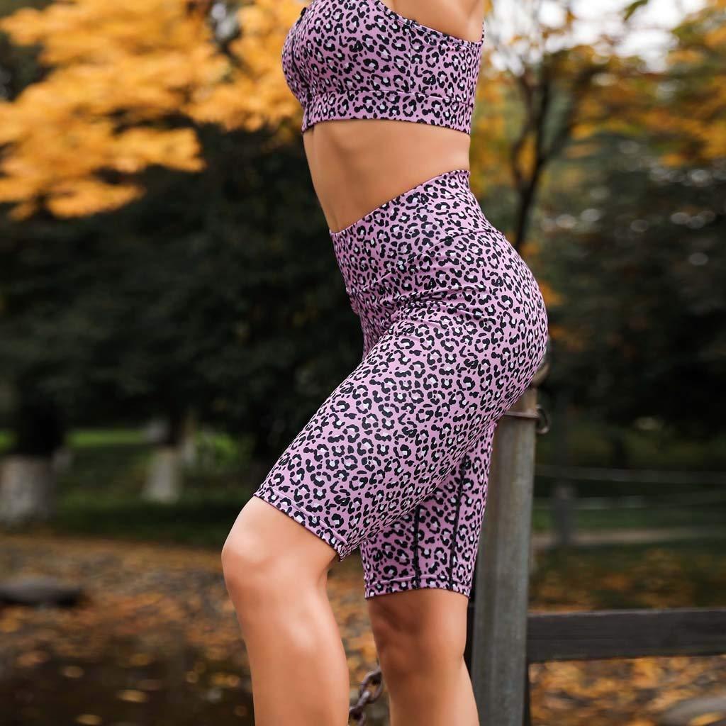 Aribelly Womens Active Yoga Lounge Bermuda Shorts