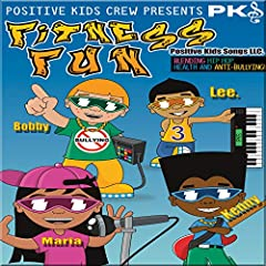 FITNESS FUN IS A CD AND DVD SET OF ENTERTAINING AND INFORMATIVE ANIMATION SHORT STORIES AND MUSIC VIDEOS. * EDUCATIONAL: A great way to teach kids about the importance of making healthy food choices, bullying/conflict resolution, good hygieni...