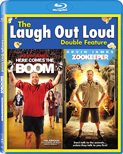 Here Comes the Boom / Zookeeper - Set [Blu-ray]