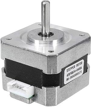 Metal Electric Stepper Motor 12V For CNC Reprap 3D Printer Extruder 28Ncm 0.4A